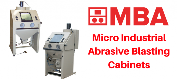 Micro Industrial Blast Cabinets